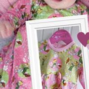 Nähanleitung: Ein Kleidchen für alle Fälle