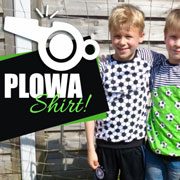 Nähanleitung: PLOWA als T-Shirt Variante