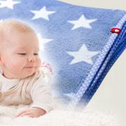 Nähanleitung: Babydecke nähen
